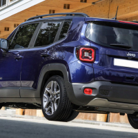 JEEP RENEGADE LIMITED 1.6 MULTIJET DDCT 120CV