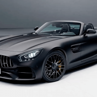MERSEDES AMG GT C ROADSTER EDITION 50 557CV