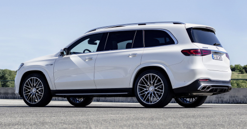 MERCEDES BENZ GLS 63 AMG 4MATIC 858CV