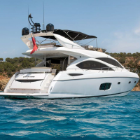 SUNSEEKER MANHATTAN 70 CALA DI LUNA