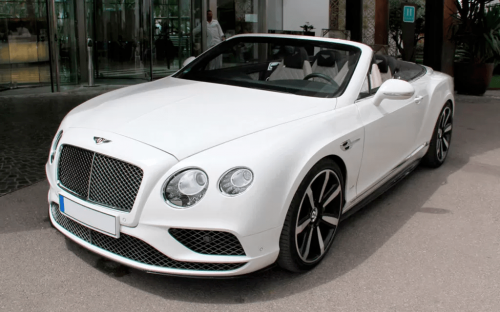 BENTLEY CONTINENTAL GTC V8 S 529CV